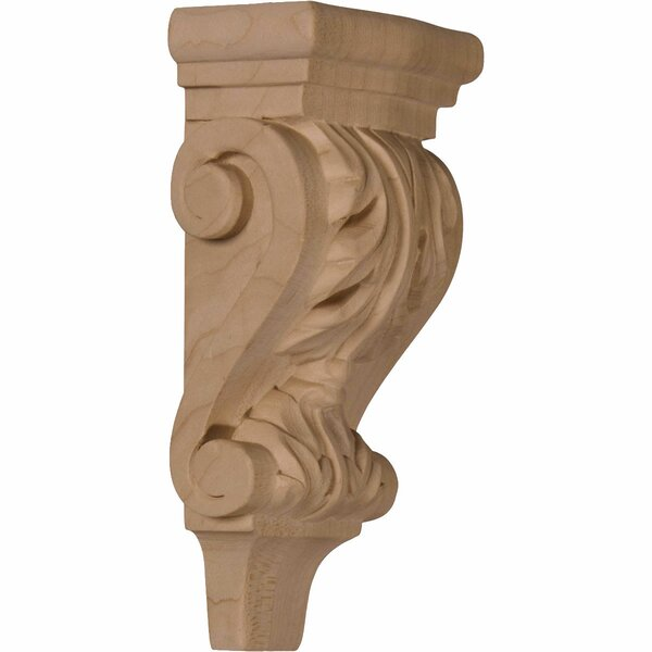 Acanthus 6H x 3W x 1 3/4D Pilaster Corbel by Ekena Millwork
