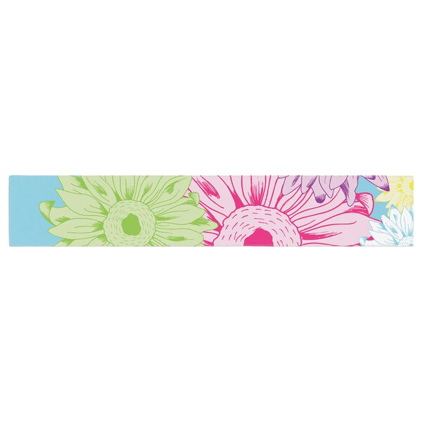 Laura Escalante Summer Time Table Runner by East Urban Home