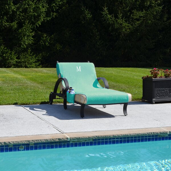 Standard Chaise Lounge Cover by Linum Home Textiles