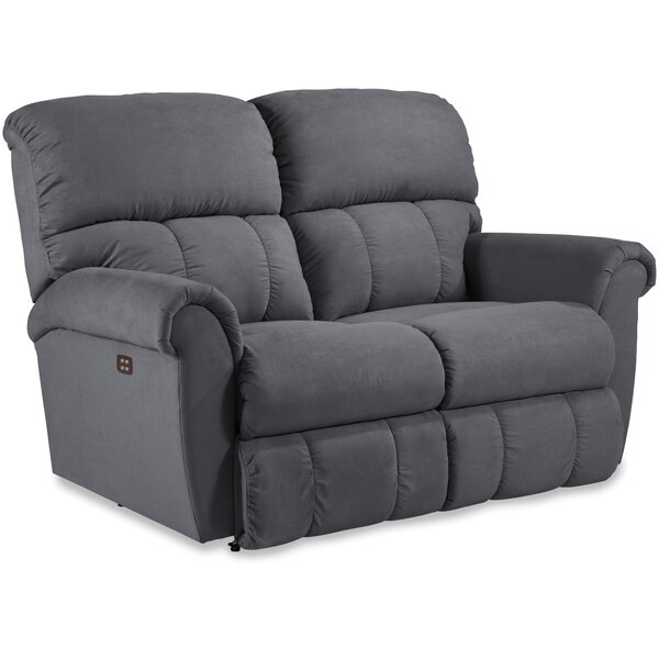 Trendy Briggs Reclining Loveseat by La-Z-Boy by La-Z-Boy
