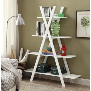 Stoneford Etagere Bookcase Beachcrest Home