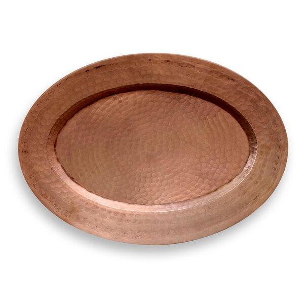 Atsalis Oval Melamine Platter by Mint Pantry