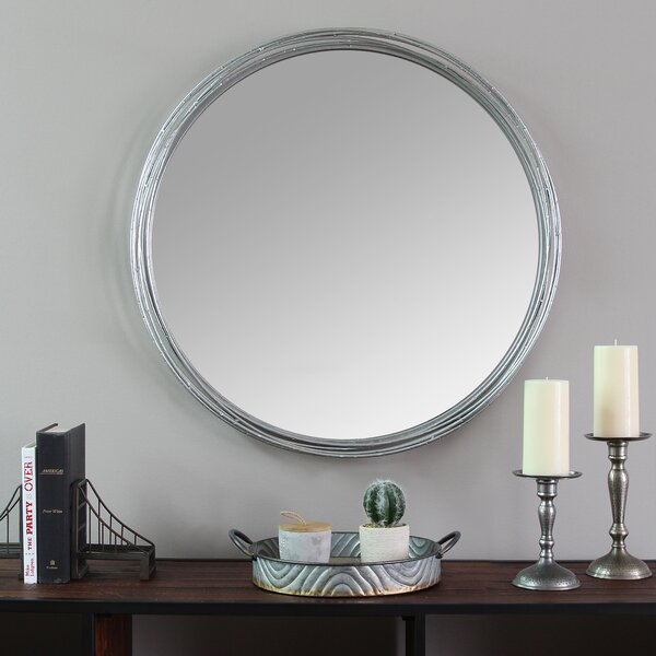 Riviera Wall Accent Mirror by Orren Ellis