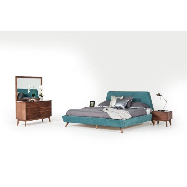 Drumnacole Solid Wood 5 Piece Bedroom Set by Corrigan Studio