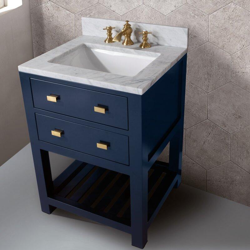Everly Quinn Foulk 24 Single Bathroom