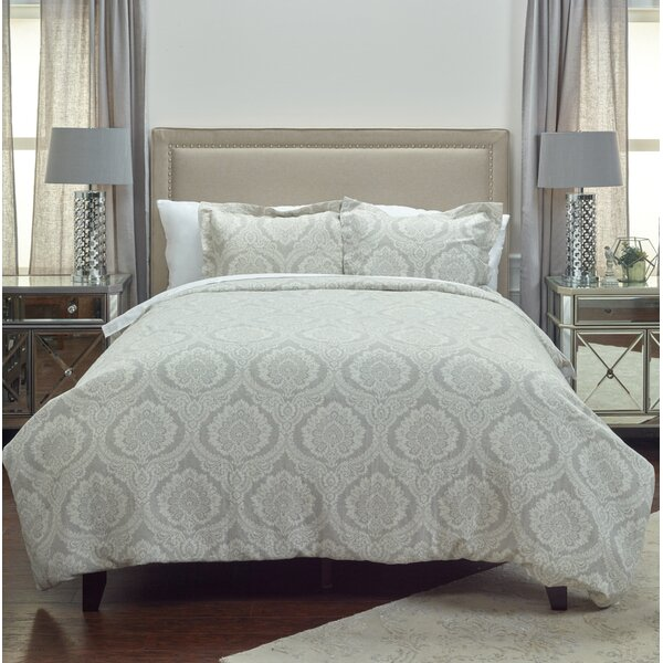 Aziz Single Reversible Duvet Cover