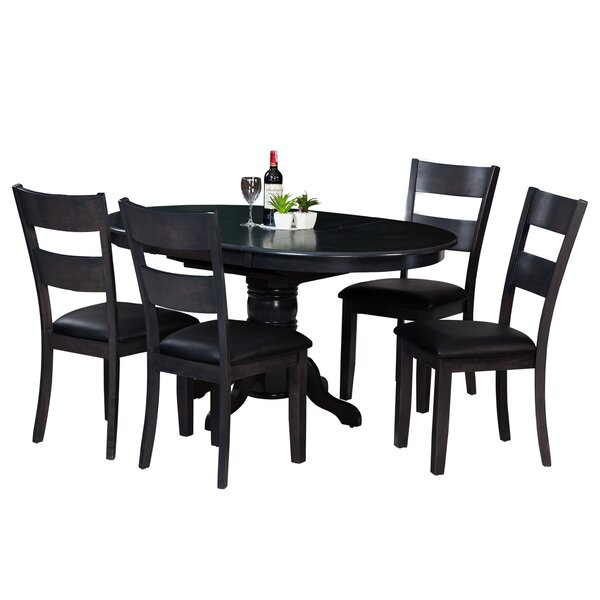 Maryrose 5 Piece Wood Dining Set by Darby Home Co