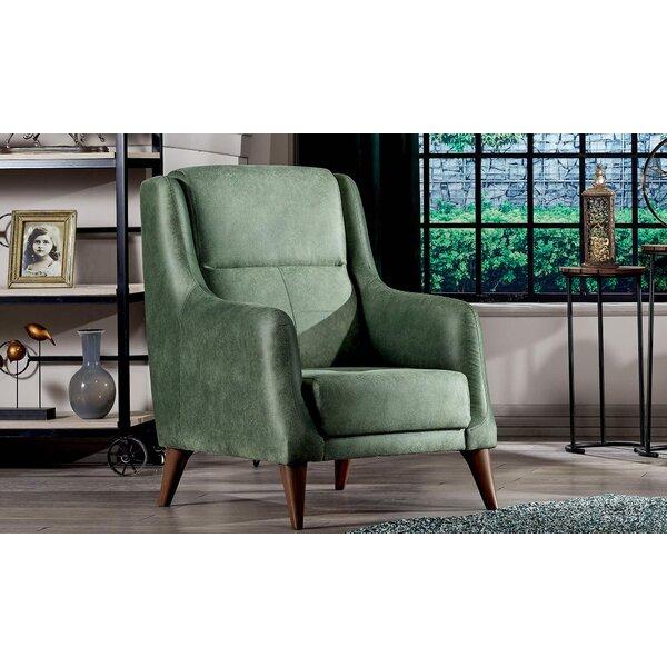 Rosanne Bergere Armchair By Brayden Studio
