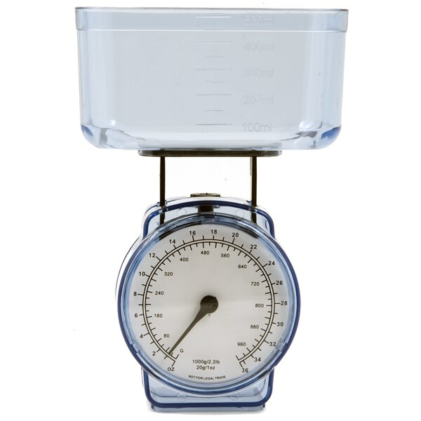 Kitchen Scale by KitchenWorthy
