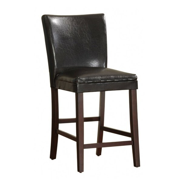 Hawn Upholstered Bar Stool (Set of 2) by Red Barrel Studio