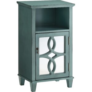 Crown Mark Maisie End Table With Storage