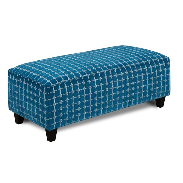 Stepplee Cocktail Ottoman by Ebern Designs