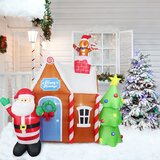 Grinch Christmas Inflatable Wayfair
