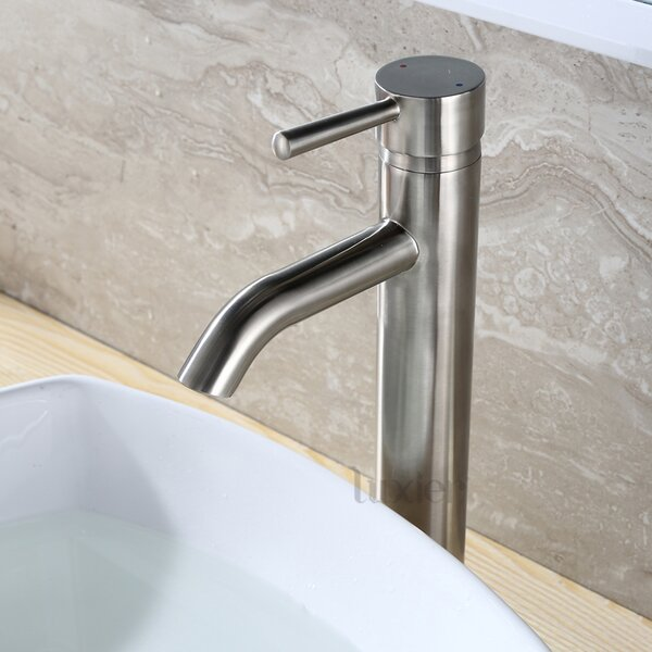 Single Hole Bathroom Vessel Sink Faucet