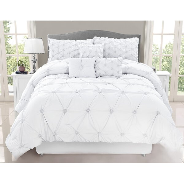 Siya 7 Piece Comforter Set by Willa Arlo Interiors