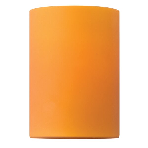 Vivo 4 Glass Drum Wall Sconce Shade by Fredrick Ramond
