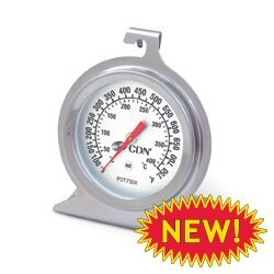 ProAccurate High Heat Oven Thermometer by CDN