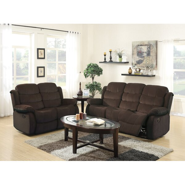 Palomares 2 Piece Reclining Living Room Set by Red Barrel Studio