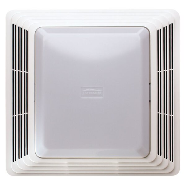 70 CFM Bathroom Exhaust Fan with Light by Broan