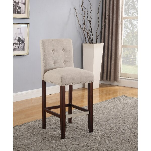 Allen 30 Bar Stool (Set of 2) by Living In Style
