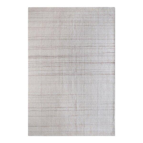 Neese Hand-Woven Wool Ivory Area Rug by Brayden Studio