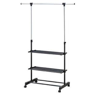 3 Shelf Garment Rack ByMind Reader