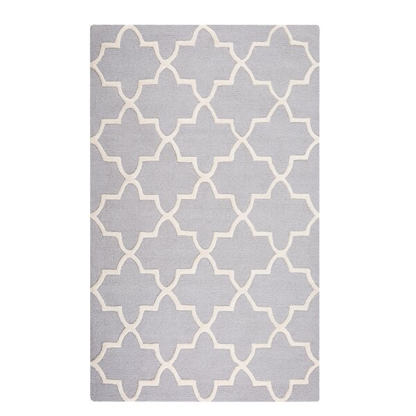 Silvan Hand-Tufted Gray Area Rug by Home Loft Concepts