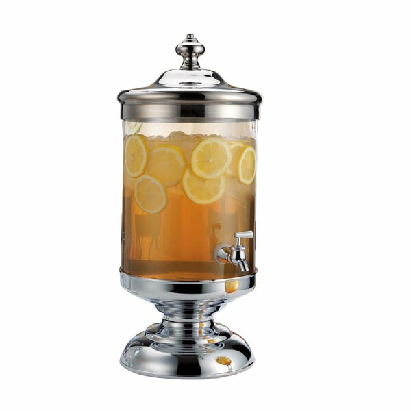 Rocksborough Beverage Dispenser by Godinger Silver Art Co