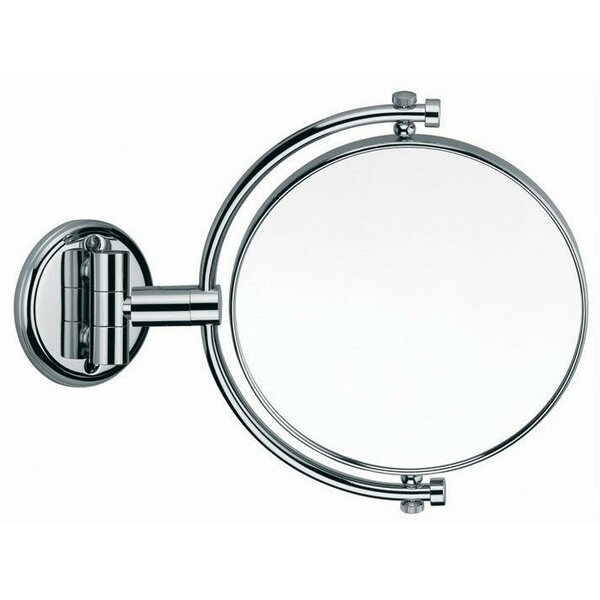 Maize Double-Sided Makeup/Shaving Mirror by Latitude Run