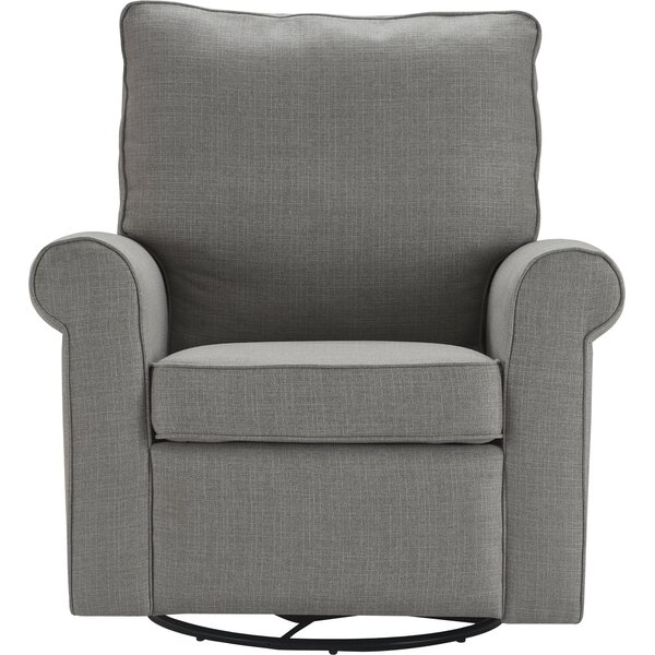 Mollett Manual Swivel Recliner By Alcott Hill
