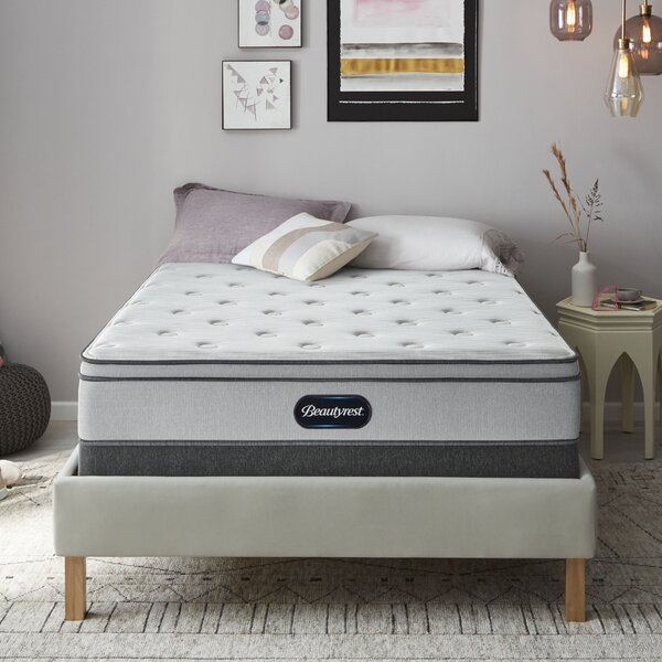 11 inch Plush Innerspring Mattress by Beautyrest