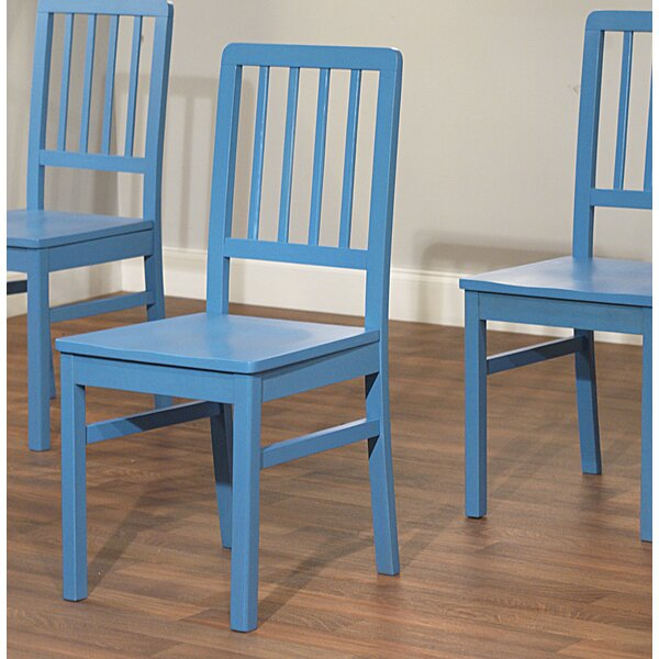 Lake Lucerne Solid Wood Side Chair (Set Of 4) By Beachcrest Home