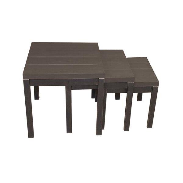 Garmund 3 Piece Nesting Tables By Winston Porter