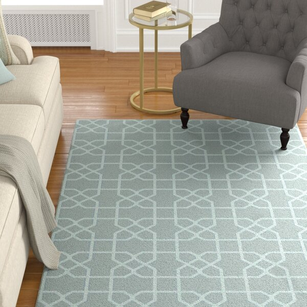 Rarden Moss Area Rug by Darby Home Co