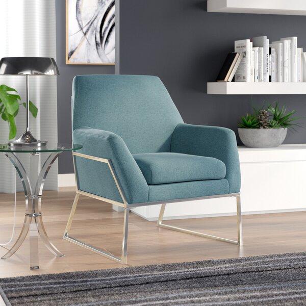 Sankey Modern Armchair by Orren Ellis