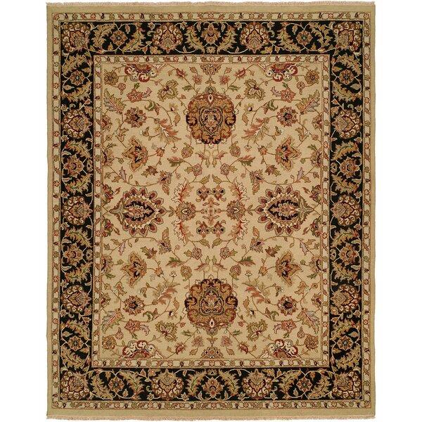 Oriental Handmade Flatweave Beige/Brown Area Rug