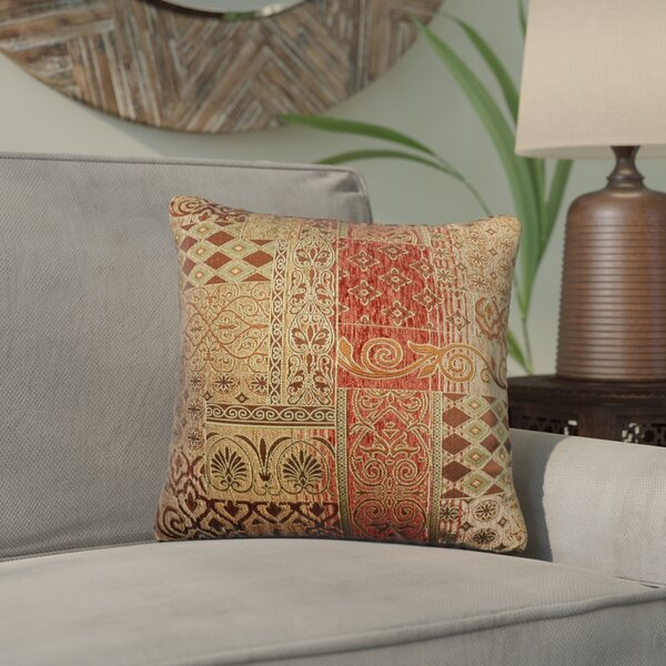 Lenzee Throw Pillow (Set of 2) by Bungalow Rose