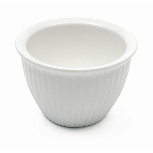 White Basics Custard Cup (Set of 6) by Maxwell & Williams