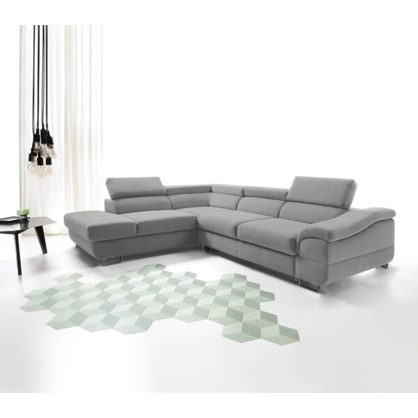 Williamson Sleeper Sectional by Orren Ellis