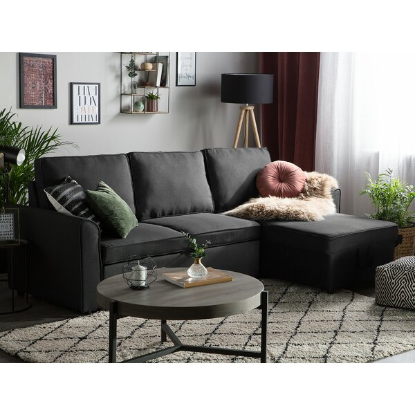 Kittie Sleeper Sectional by Three Posts