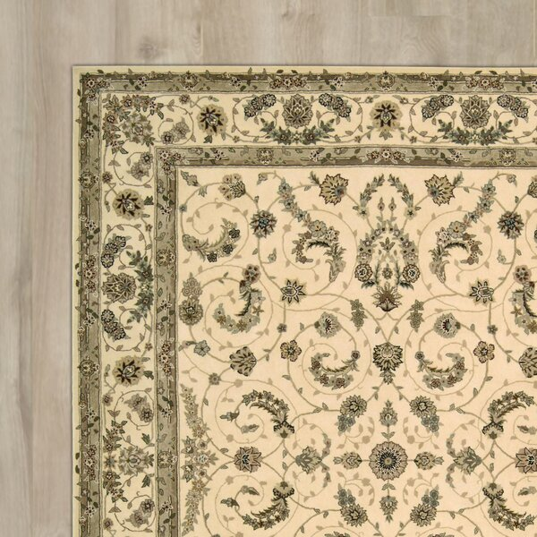 Hemming Hand-Tufted Ivory Area Rug by Darby Home Co