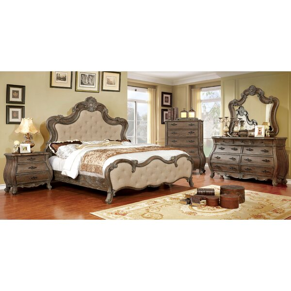 Adorno Panel Configurable Bedroom Set by One Allium Way
