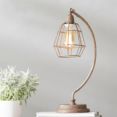 Fortier 21 arched table lamp