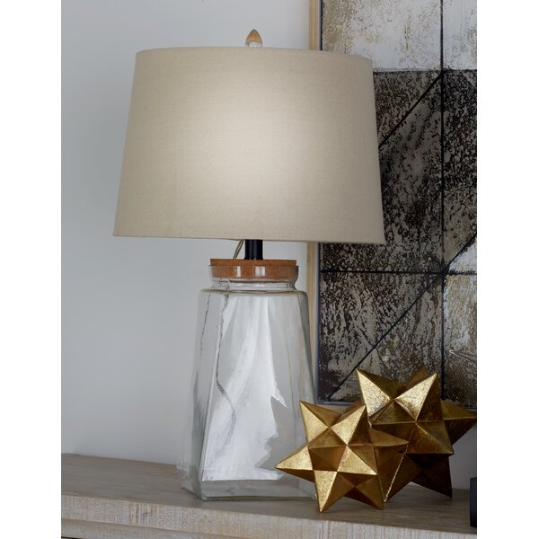 Allandale 26 Fillable Table Lamp (Set of 2) by Beachcrest Home