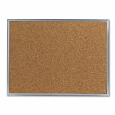 Wall Mounted Bulletin Board by Universal®