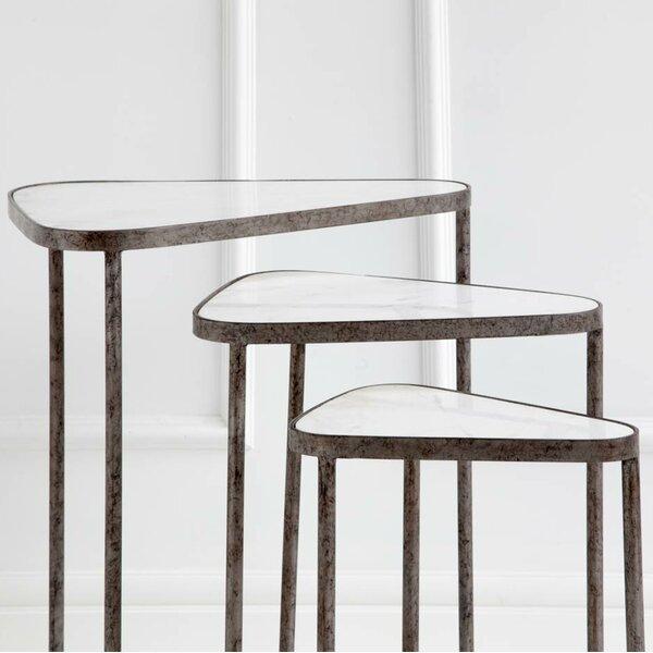 Olanta 3 Piece Nesting Tables by Brayden Studio