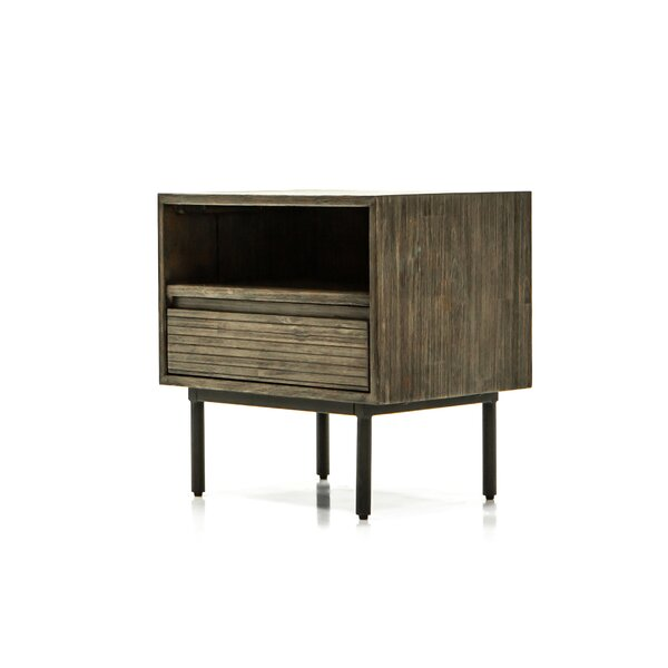 Ean 1 Drawer Nightstand by Union Rustic