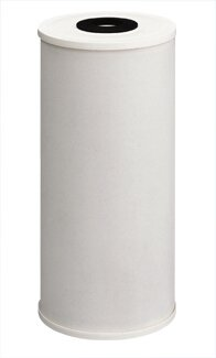Level 4 Heavy-Duty Sediment Radial-Flow Carbon Replacement Cartridge by Culligan