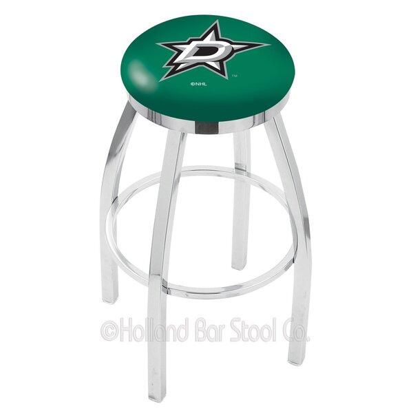 NHL 30 Swivel Bar Stool by Holland Bar Stool  @ $243.00