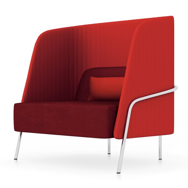 Noldor High-Back Lounge Chair by Segis U.S.A